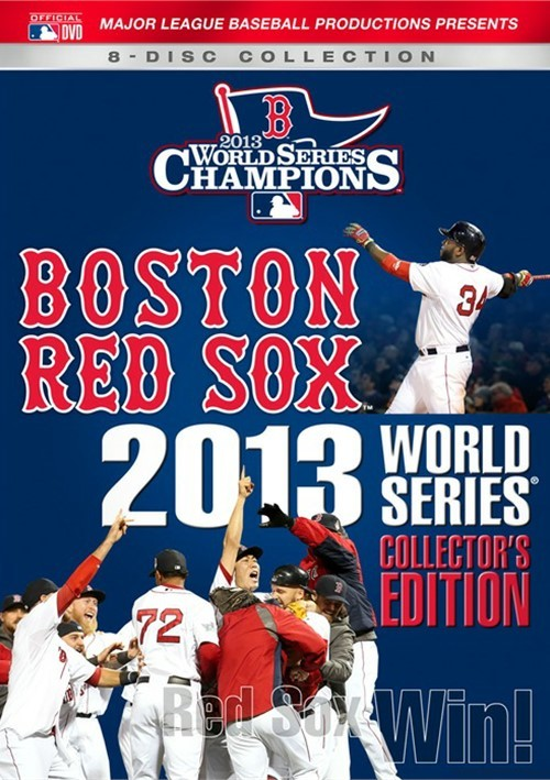 2013 Boston Red Sox: The Official World Series Film - Collectors Edition