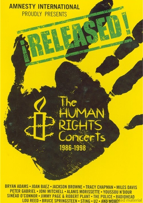 Released!: The Human Rights Concerts 1986 - 1998