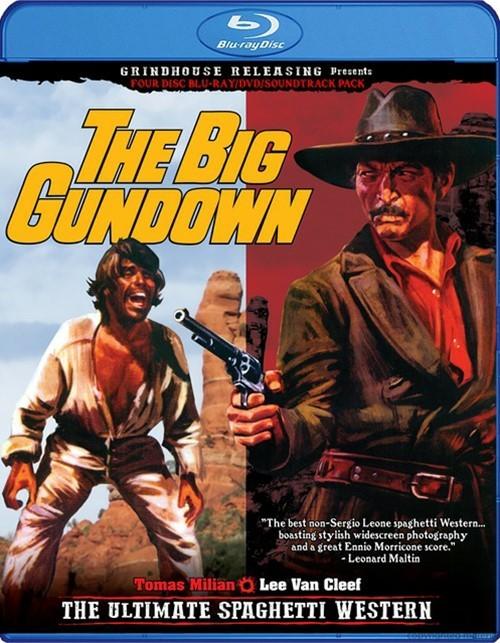 Big Gundown, The: Deluxe Edition (Blu-ray + DVD Combo)