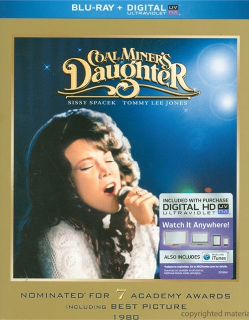 Coal Miners Daughter (Blu-ray + UltraViolet)
