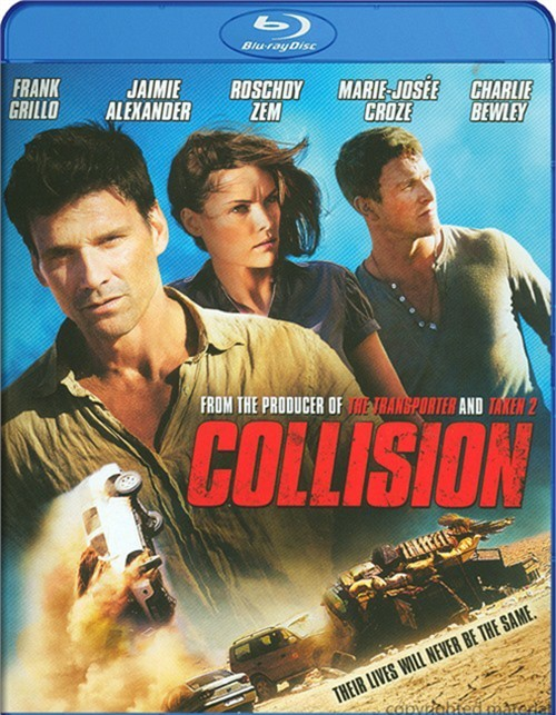 Collision (Blu-ray + UltraViolet)