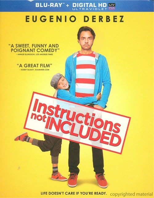Instructions Not Included (Blu-ray + UltraViolet)