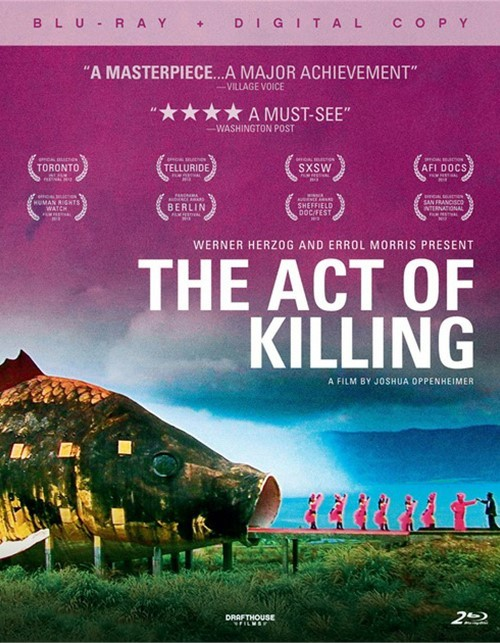 Act Of Killing, The (Blu-ray + Digital Copy)