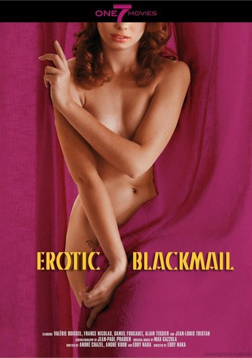 Blackmail erotica