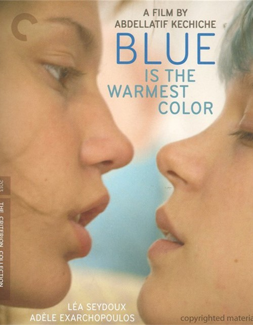 Blue Is The Warmest Color: The Criterion Collection