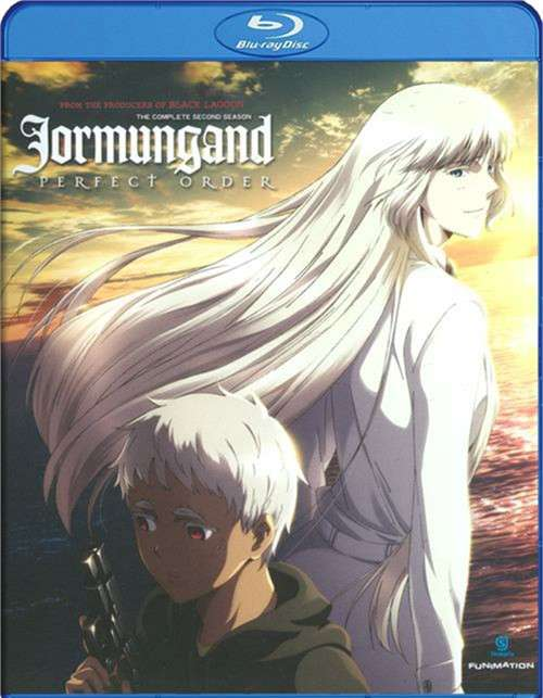 Jormungand: The Complete Second Season (Blu-ray + DVD Combo)
