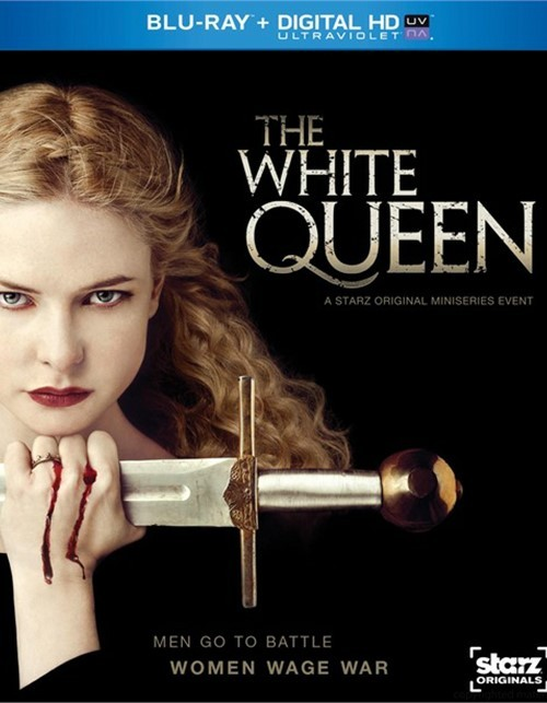 White Queen, The (Blu-ray + UltraViolet)