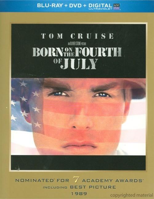 Born On The Fourth Of July (Blu-ray + Digital Copy)