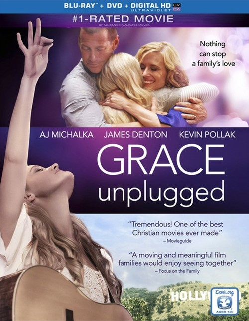 Grace Unplugged (Blu-ray + DVD + UltraViolet)