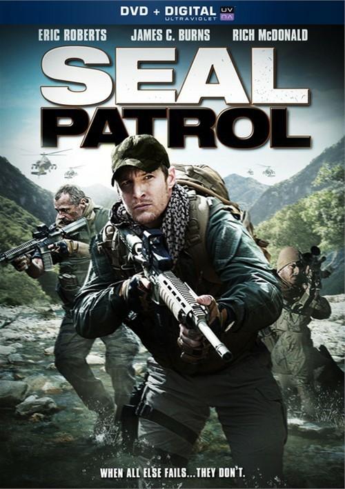 Seal Patrol (DVD + UltraViolet)