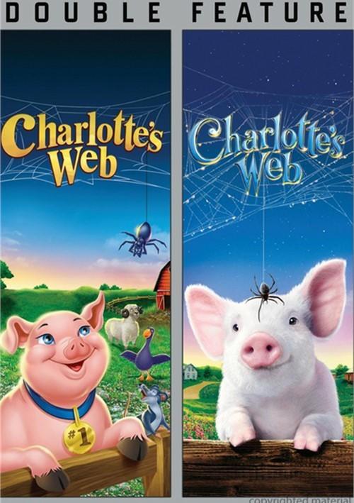 Charlottes Web (2006) / Charlottes Web (1973) - Double Feature