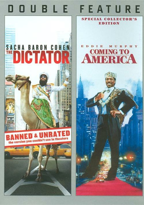 Dictator, The / Coming To America (Double Feature)