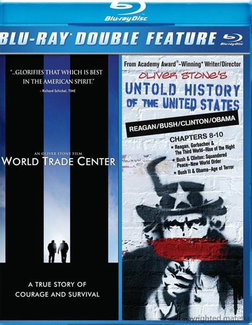 World Trade Center / Untold History Of The United States: Part Three (Double Feature)