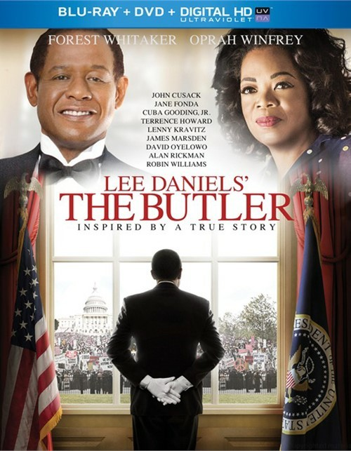 Lee Daniels The Butler (Blu-ray + DVD + UltraViolet)