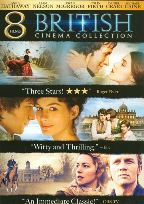 8 Film British Cinema Collection: Volume Three