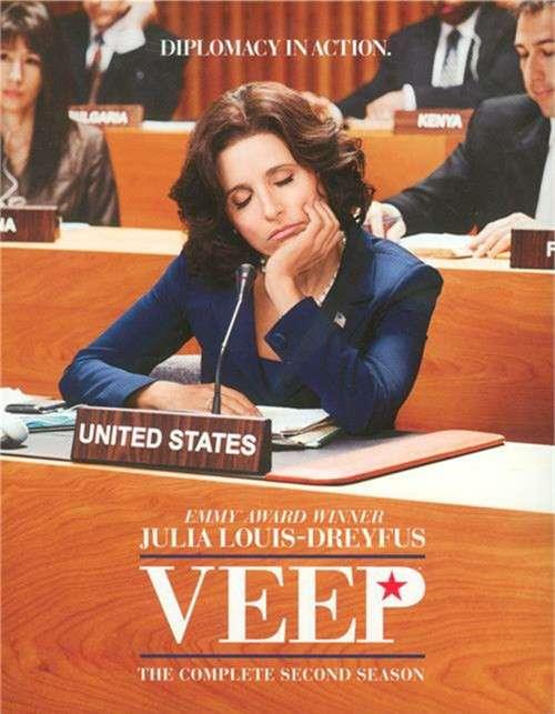 Veep: The Complete Second Season (Blu-ray + UltraViolet)