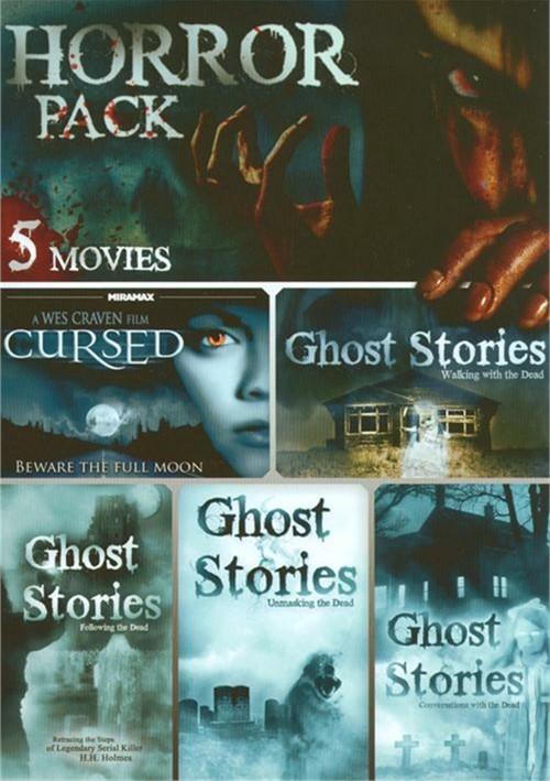 5 Movie Horror Pack: Volume Three