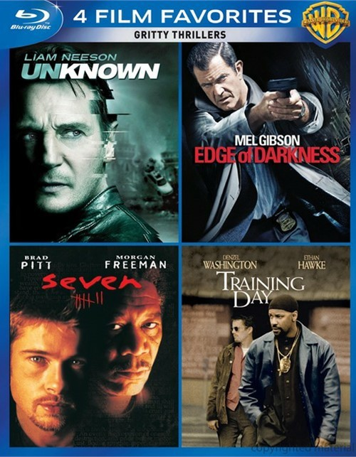 4 Films Favorites: Gritty Thrillers