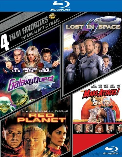 4 Film Favorites: Intergalactic Films
