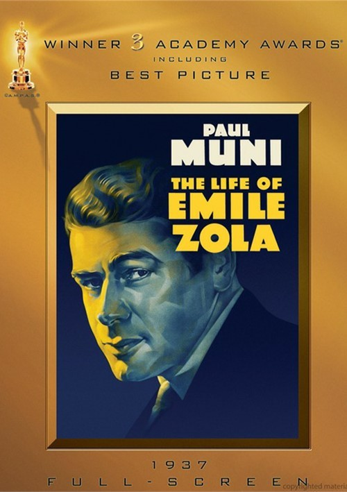 Life Of Emile Zola, The (Academy Award O-Sleeve)