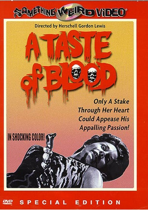 Taste Of Blood, A: Special Edition