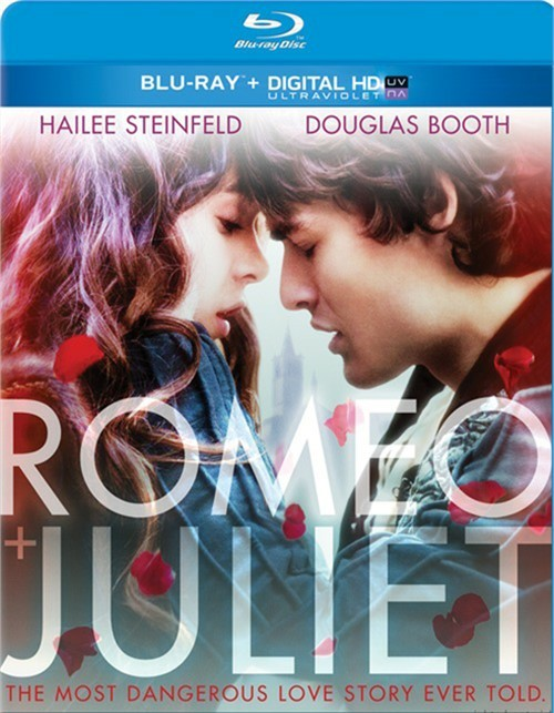 Romeo + Juliet (Blu-ray + Ultraviolet)