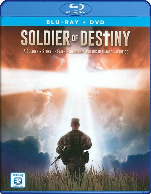 Solider Of Destiny (Blu-ray + DVD Combo)