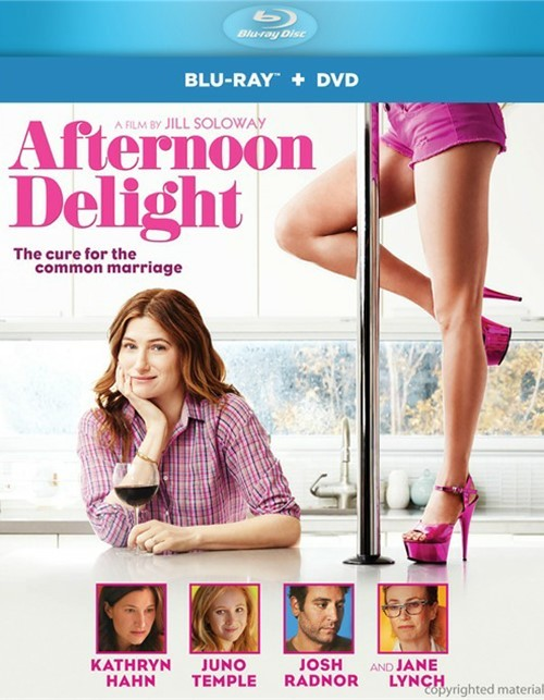 Afternoon Delight (Blu-ray + DVD Combo)