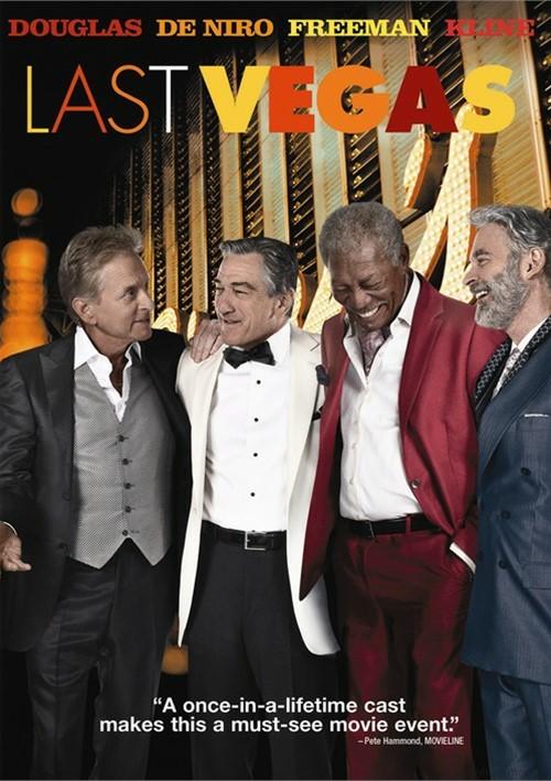Last Vegas (DVD 2013)