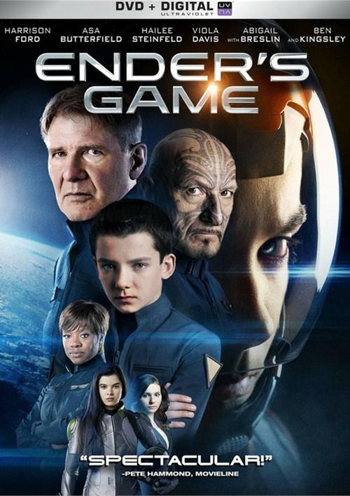 Enders Game (DVD + UltraViolet)