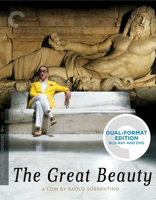 Great Beauty, The: The Criterion Collection (Blu-ray + DVD Combo)