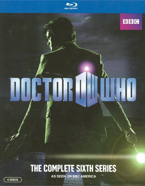 Doctor Who: The Complete Sixth Series (Repackage)