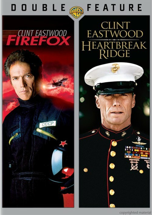 Firefox / Heartbreak Ridge (Double Feature)