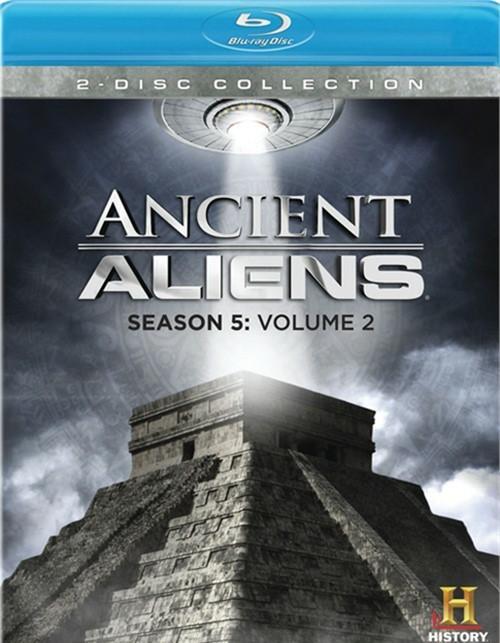 Ancient Aliens: Season Five - Volume Two