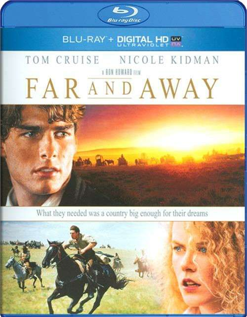 Far And Away (Blu-ray + UltraViolet)