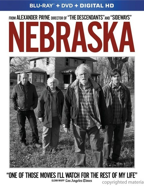 Nebraska (Blu-ray + DVD + UltraViolet)