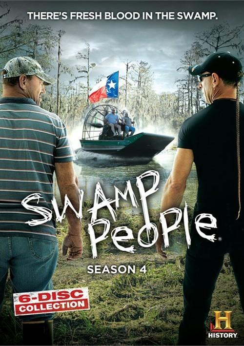 Swamp People: Season Four