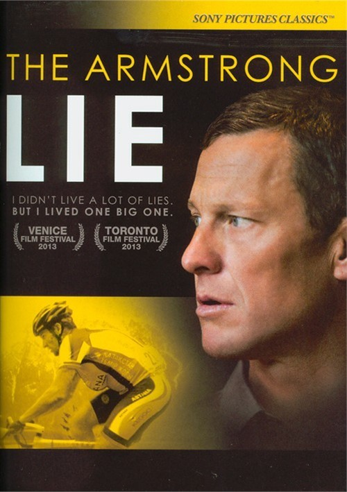 Armstrong Lie, The (DVD + UltraViolet)