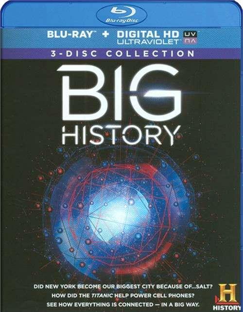 Big History (Blu-ray + UltraViolet)