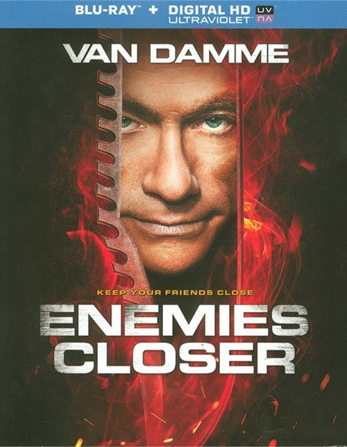 Enemies Closer (Blu-ray + UltraViolet)