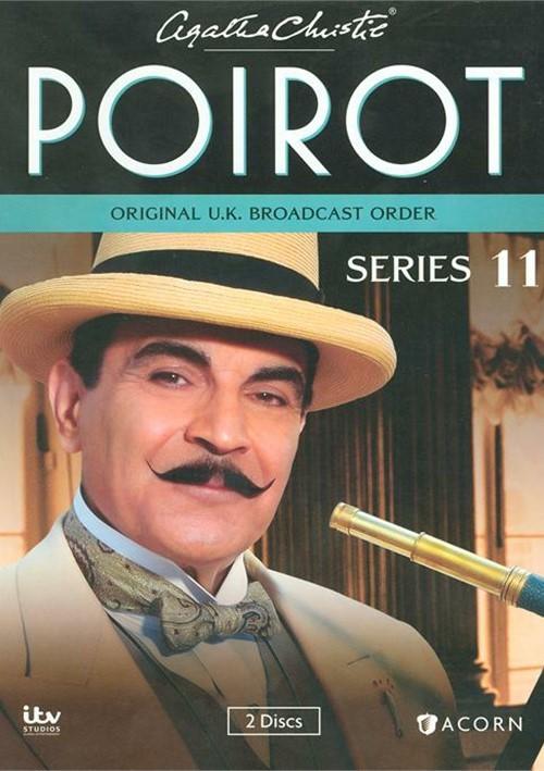 Agatha Christies Poirot: Series 11
