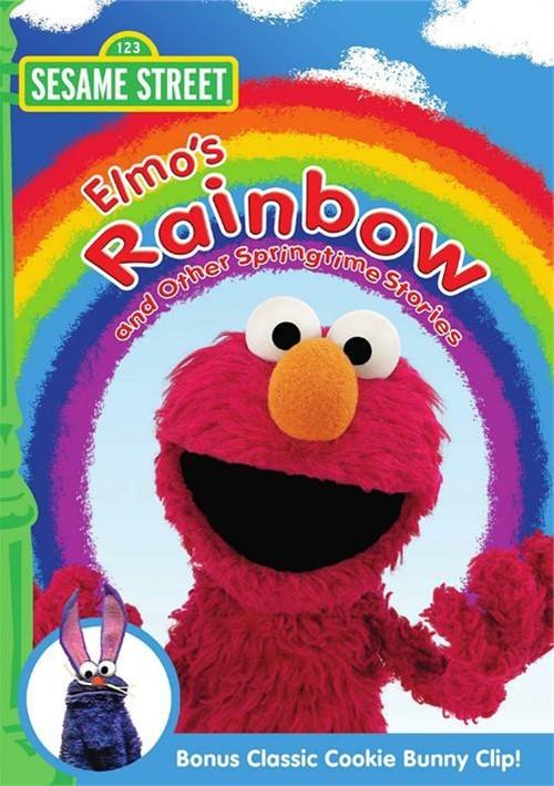 Elmos Rainbow & Other Springtime Stories (DVD + Puzzle)