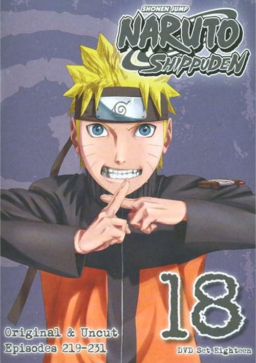 Naruto Shippuden: Volume 18