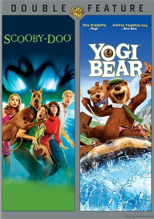 Scooby-Doo / Yogi Bear (Double Feature)