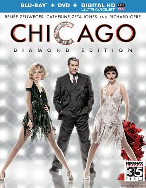 Chicago: Diamond Edition (Blu-ray + DVD + UltraViolet)