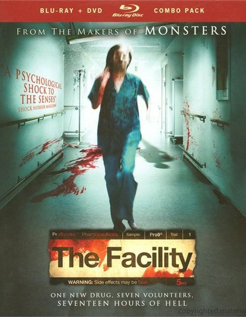 Facility, The (Blu-ray + DVD Combo)