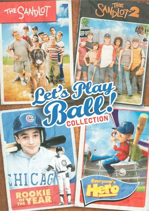 Lets Play Ball Collection
