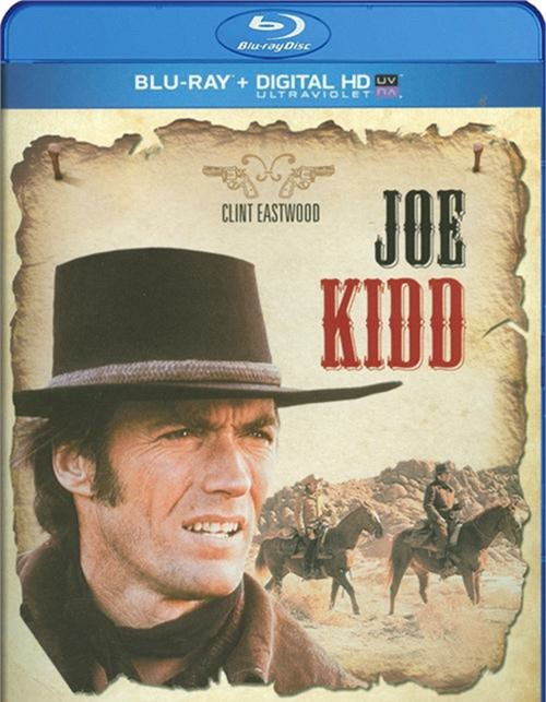 Joe Kidd (Blu-ray + UltraViolet)