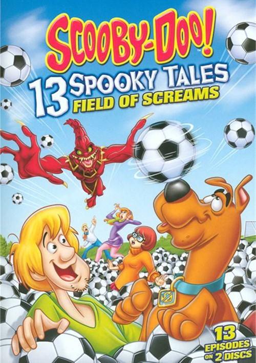 Scooby-Doo!: 13 Spooky Tales - Field Of Screams