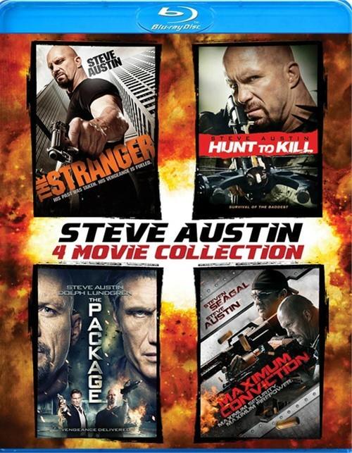 Steve Austin: 4 Movie Collection